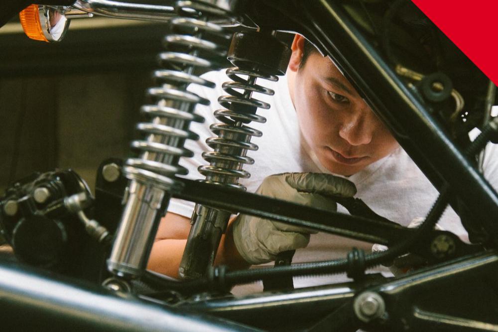 Kiểm tra và bảo dưỡng xe máy trước Tết