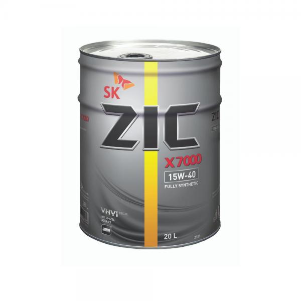 Dầu nhớt xe hạng nặng SK ZIC X7000 15W40